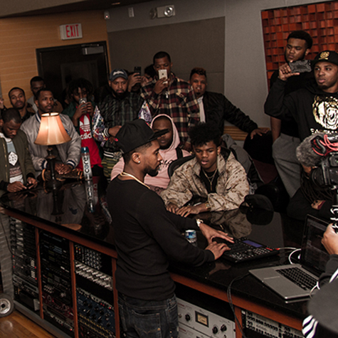 Studio 9000-Zaytoven Producer Camp