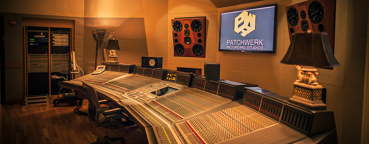 Excellent Patchwerk Recording Studios Home Download Free Architecture Designs Aeocymadebymaigaardcom